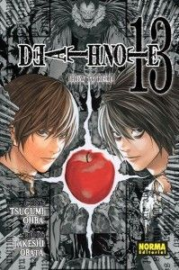DEATH NOTE 13. HOW TO READ DEATH NOTE