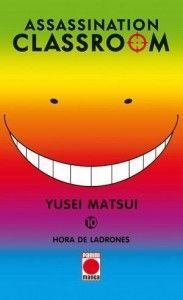 ASSASSINATION CLASSROOM 10