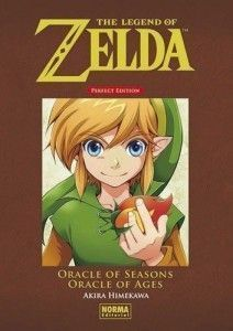 THE LEGEND OF ZELDA. PERFECT EDITION 04: ORACLE OF SEASONS Y ORACLE OF AGES
