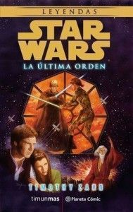 STAR WARS LA ULTIMA ORDEN (NOVELA)