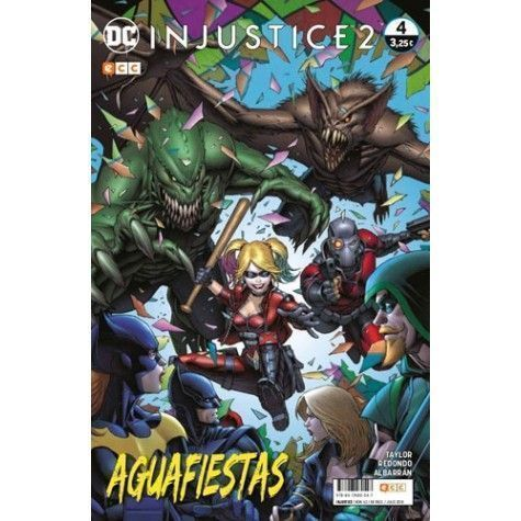 INJUSTICE 2 Nº 04 (INJUSTICE: GODS AMONG US 62)