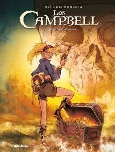 LOS CAMPBELL 05: LAS TRES MALDICIONES