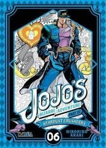 JOJO'S BIZARRE ADVENTURE. PARTE 3: CRUSADERS 06