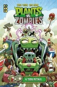 PLANTS VS. ZOMBIES: A TODO PÉTALO