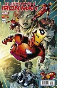 INVENCIBLE IRON MAN 94