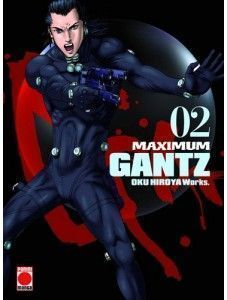 GANTZ (ED. MAXIMUM) Nº 02
