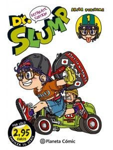 DR. SLUMP 01 (Ultimate Edition) (Edición Promo Shonen)