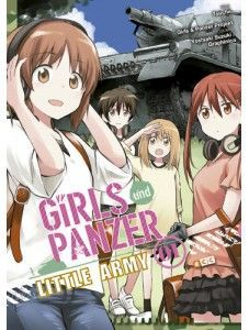 GIRLS UND PANZER - LITTLE ARMY 01 (De 02)