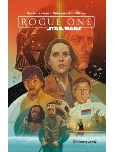 STAR WARS ROGUE ONE (TOMO RECOPILATORIO)