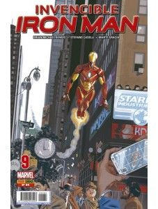 INVENCIBLE IRON MAN 84