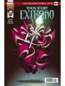 DOCTOR EXTRAÑO 26 (Serie mensual)