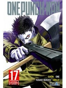 ONE PUNCH-MAN 17