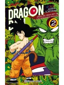 DRAGON BALL COLOR: PICCOLO 02 (de 04)