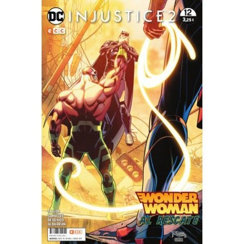 INJUSTICE 2 Nº 12 (INJUSTICE: GODS AMONG US 70)