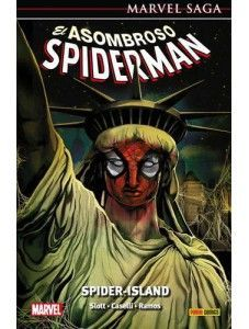 EL ASOMBROSO SPIDERMAN 34: SPIDER-ISLAND (Marvel Saga 73)
