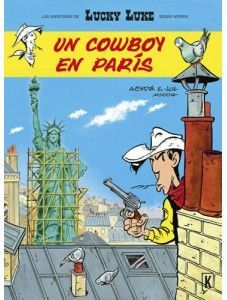 LUCKY LUKE: UN COWBOY EN PARIS