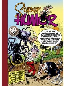 SUPER HUMOR MORTADELO 04