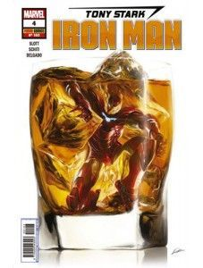 TONY STARK: IRON MAN 04 (Nº 103)