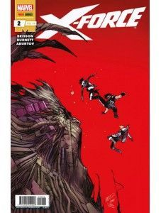 X-FORCE 02 (Serie bimestral)