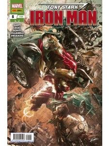 TONY STARK: IRON MAN 05 (Nº 104)