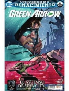 GREEN ARROW VOL. 2 Nº 06 (Renacimiento)