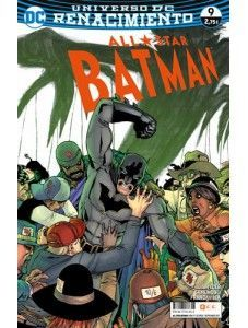 ALL-STAR BATMAN 09 (Renacimiento)