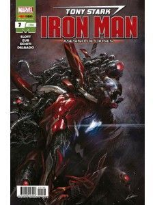 TONY STARK: IRON MAN 07 (Nº 106)