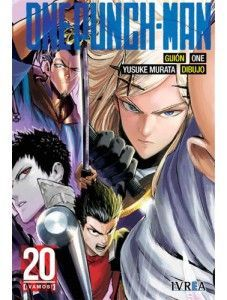 ONE PUNCH-MAN 20