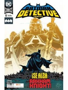 BATMAN: DETECTIVE COMICS 18