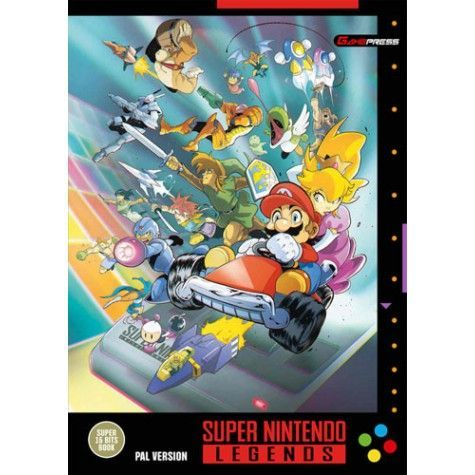 SUPER NINTENDO LEGENDS