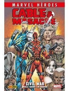 MARVEL HÉROES 97: CABLE Y MASACRE 02