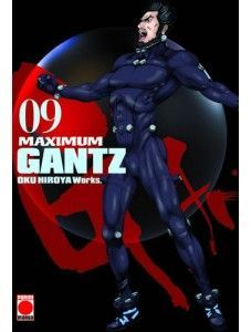 GANTZ (ED. MAXIMUM) Nº 09