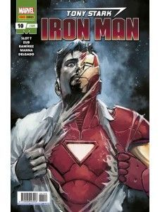 TONY STARK: IRON MAN 10 (Nº 109)