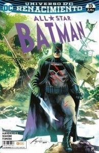 ALL-STAR BATMAN 15 (Renacimiento)