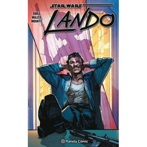 STAR WARS LANDO (TOMO RECOPILATORIO)