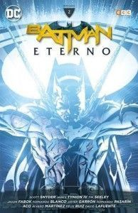 BATMAN ETERNO: INTEGRAL VOL. 02