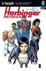 HARBINGER RENEGADE 08