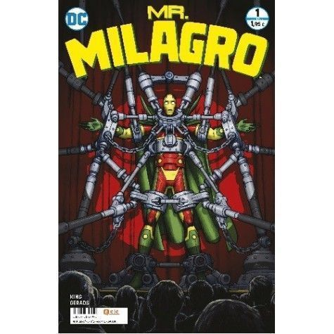 MR. MILAGRO 01 (de 12)