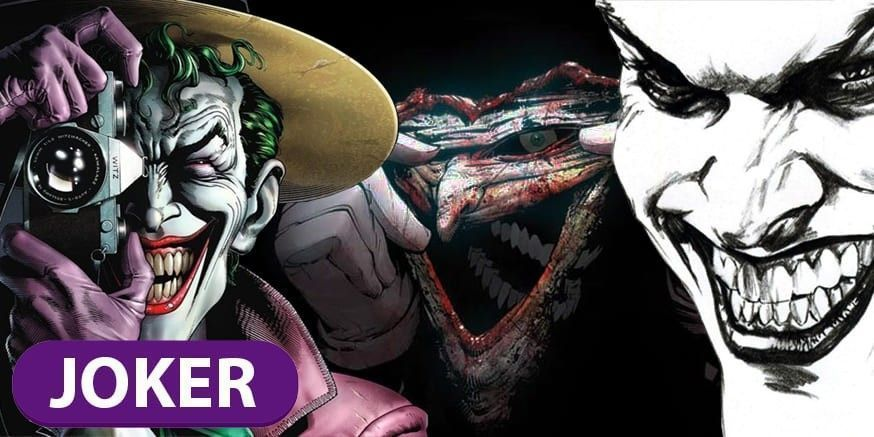 Cómics Joker