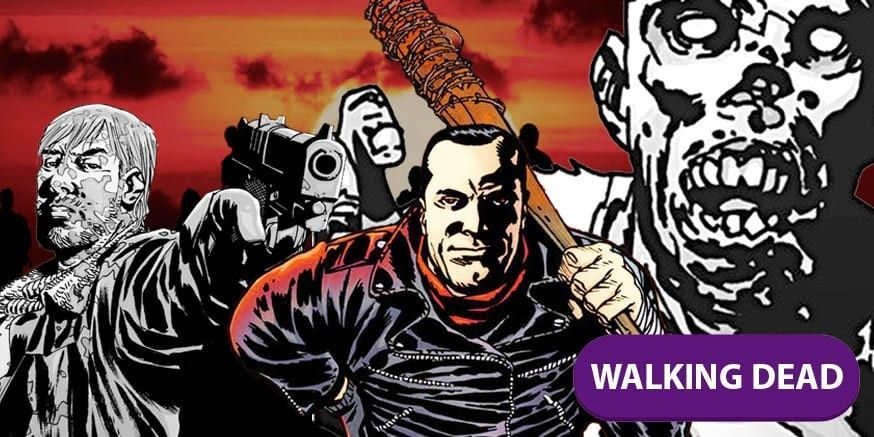 Cómics Walking Dead